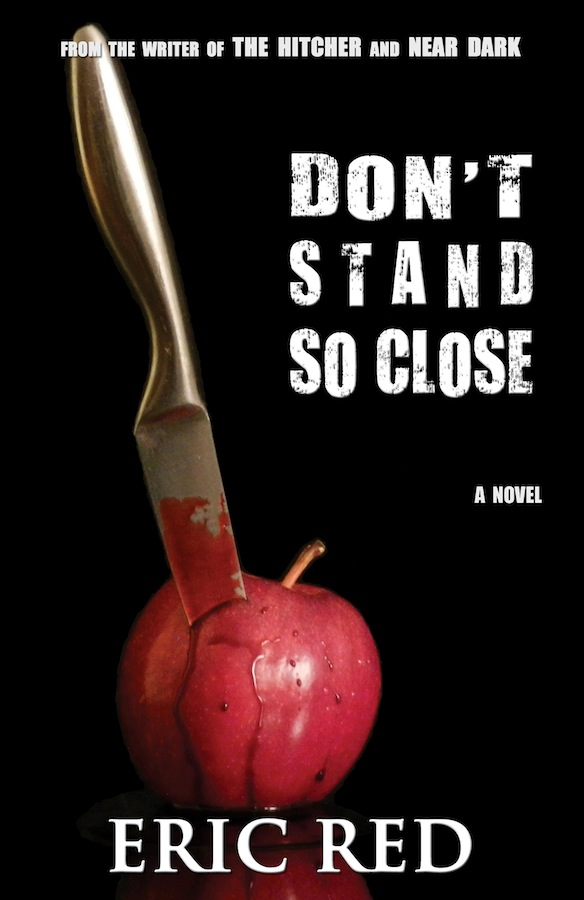 Don't Stand So Close Eric Red Trade Paperback artwork