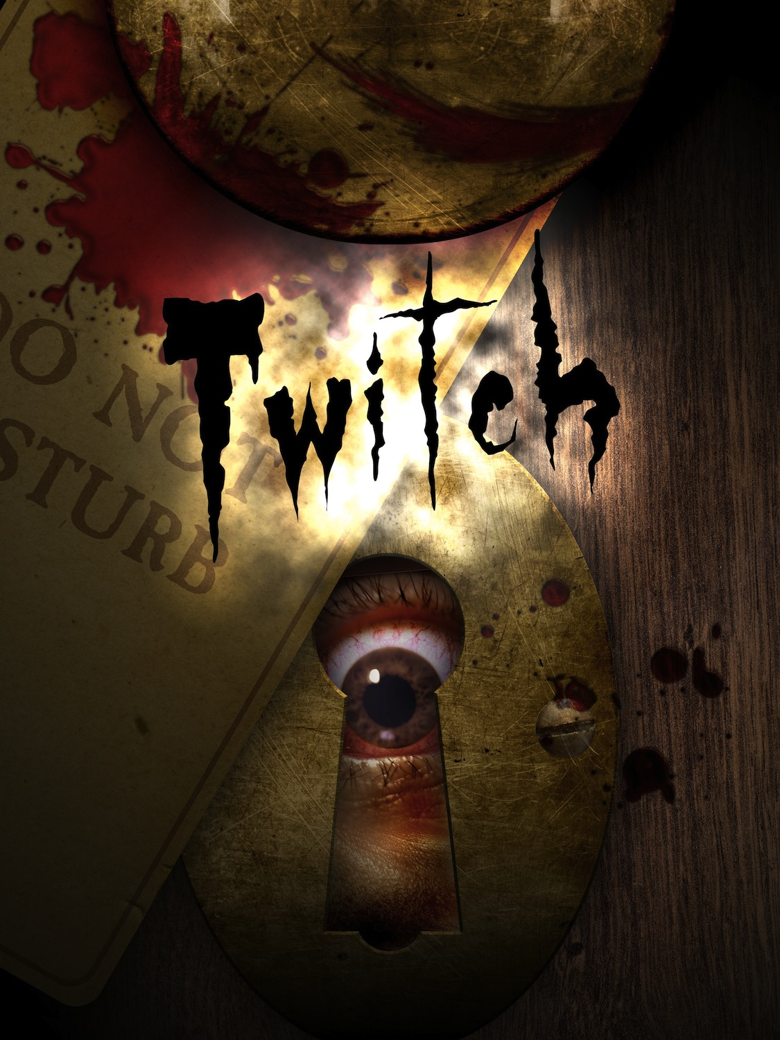 TWITCH - Cover