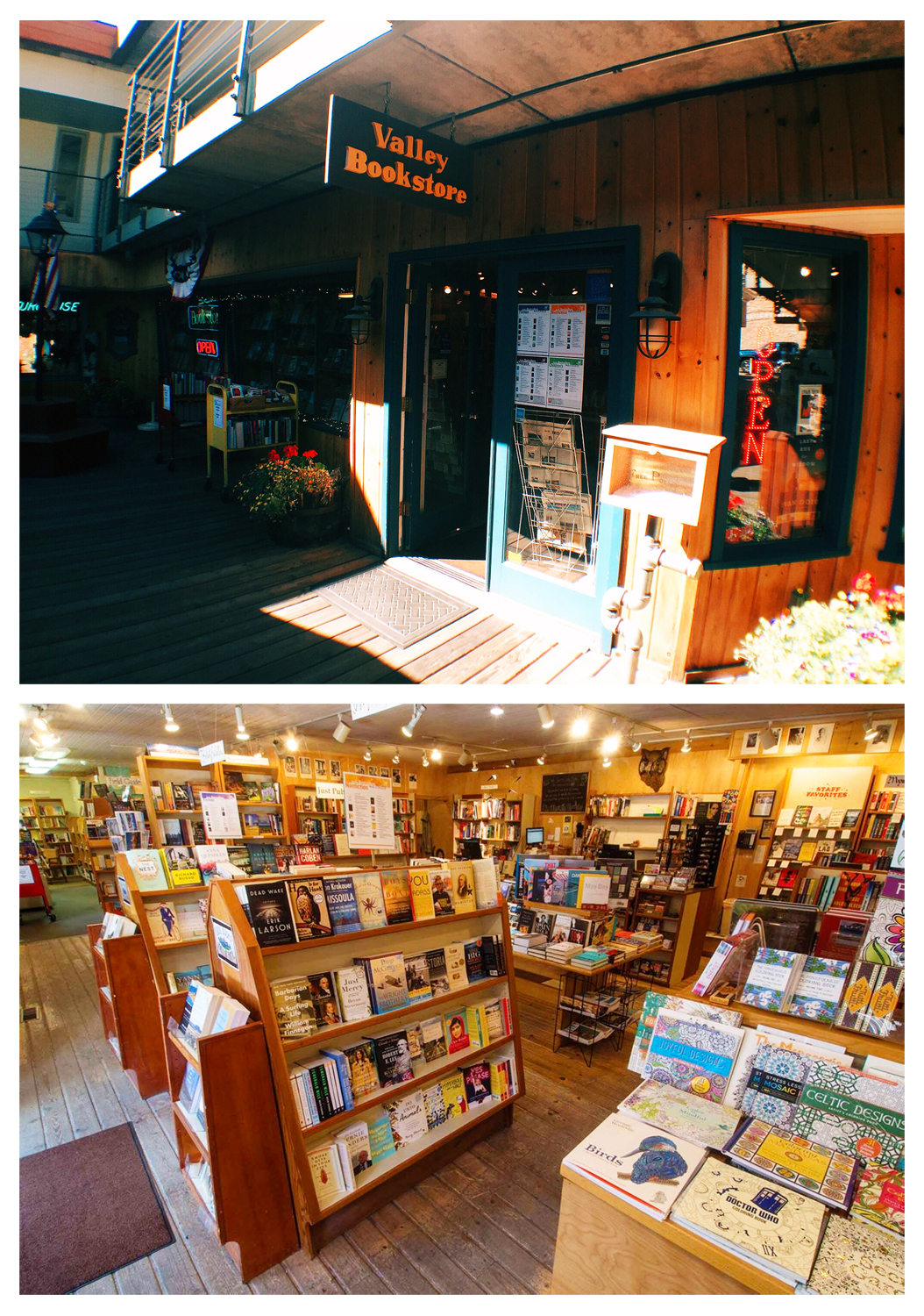 Valley Bookstore
